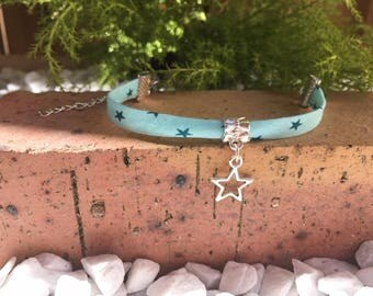 Liberty bracelet with charm