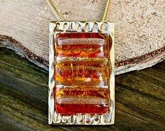 Gold Tribal Necklace | Tribal Jewelry |Bohemian Necklace | Boho Necklace | Statement Necklace | African Necklace | Ethnic | Gypsy | Native