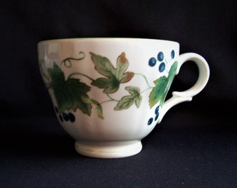 Mikasa Chelsea Vine pattern cup