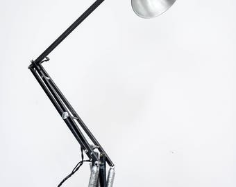 Beautiful 1930's vintage first edition two step 1227 Anglepoise lamp