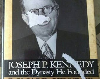 Sins of the Father , Joseph P Kennedy , 1996 , Ronald Kessler