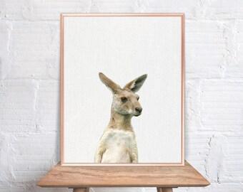 Kangaroo wall art / Kangaroo home decor / Kangaroo Print / Kangaroo / Kangaroo Art / Kangaroo Wall Decor / home decor Kangaroo #88