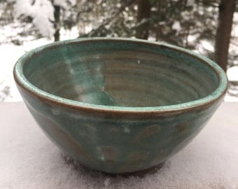 Hand Made Cereal Bowl