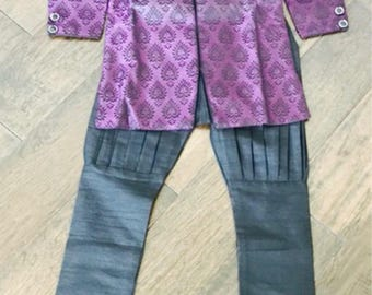 Toddler boys Sherwani/ Boys Indian Wear/ Toddler Kurta Payjama