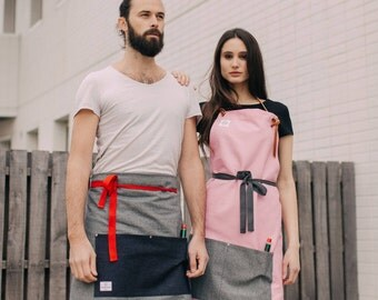 TABASCO® Brand x Urbanology Pink Apron