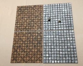 2D Dungeon Tiles
