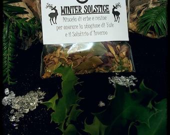 Winter Solstice Incense