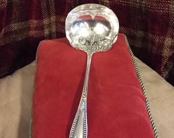 Silver Ladle (vintage) - Gravy or pudding