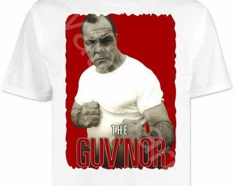 Lenny Mclean T shirt shirts . The Guvner