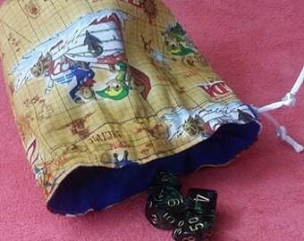 Zelda Windwaker Dice Bag