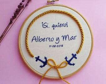 """Marina"" Carrier frame"
