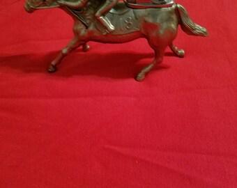 A Old jockey Lighter.