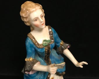 German Figurine