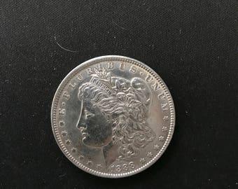 Morgan Silver Dollar Coin 1888