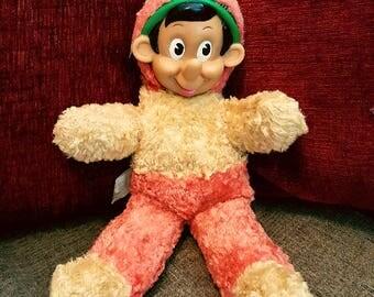 Vintage Disney Pinnochio Doll by Gund