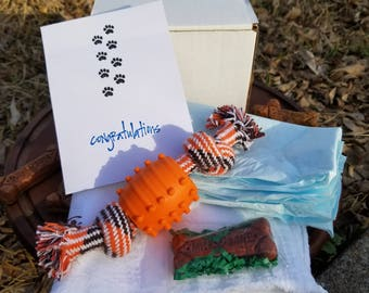 New Litter Pet Care Package