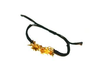 SALE!!! Stars Macrame Handmade Bracelet - FREE SHIPPING