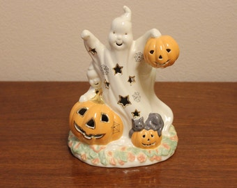 Lenox Occasions Halloween Ghost Lighted Sculpture