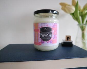 Pygmy Puff ~ 8oz Soy Candle