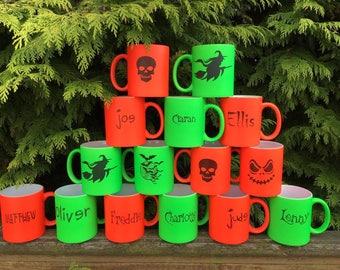 Personalised Ceramic Mugs - Hen Party - Souvenirs- Bulk Discount