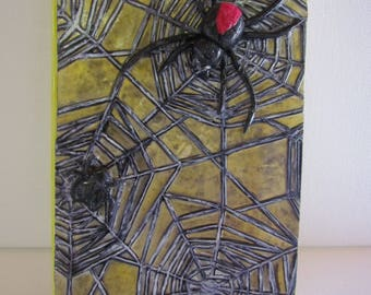 Journal - The Spider and the Fly