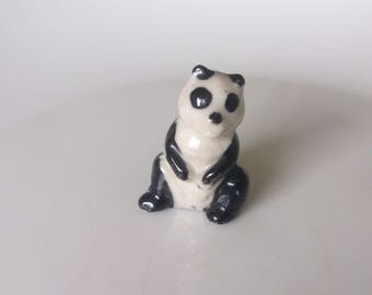 vintage 1950s wade first series mother panda