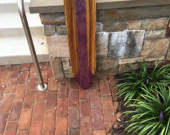 Handcrafted NH model Longboard, 42""