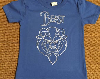 Beauty and the Beast shirt/onesie