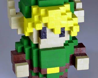 Wooden Link (Legend of Zelda)