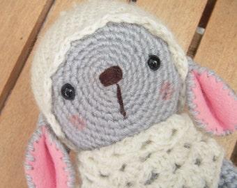 Handmade Amigurumi Crochet Mouse