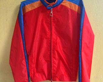 Rare Head tri colour full zipper jacket