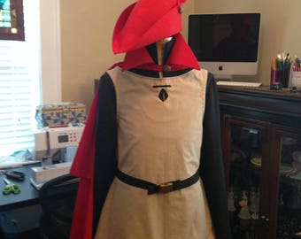 Prince Charming Costume Sleeping Beauty, Made to Order
