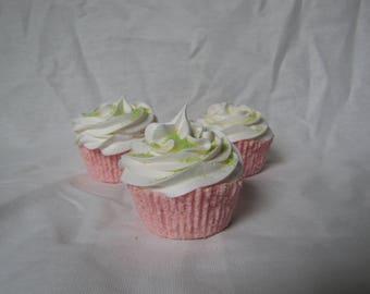 Margarita Cupcake Bath Bomb