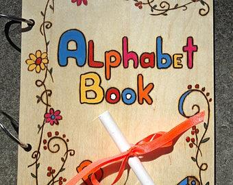 Children alphabet book