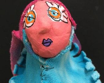 Nona Tancreti Finger Puppet