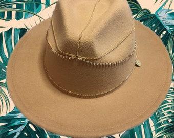 Imma live my life fedora hat