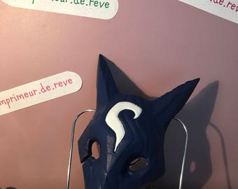 mask of Kindred, League of Legends, actual size