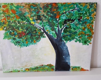 Contemporary Still Life Painting Painting on Canvas