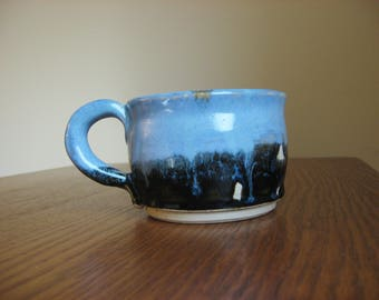 Black and Blue Mug