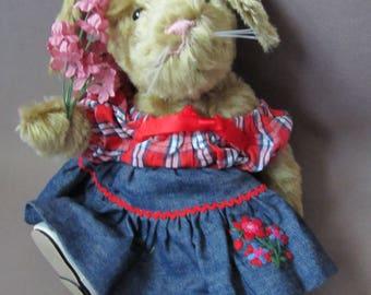 Hopscotch bunny