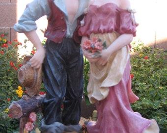 Montefiori collection, figurine, collectible art deco