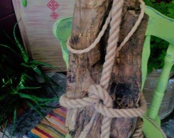 Drift Ashore Driftwood Lamp
