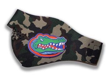 Florida Gators Neoprene Half Mask