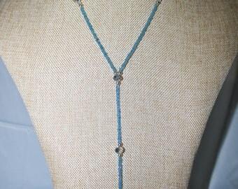 Blue Oasis Necklace