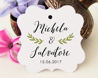 Custom Name Labels, Labels, Business Cards, Thank You Cards, Wedding