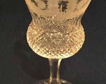 THISTLE Sherry by Edinburgh Crystal
