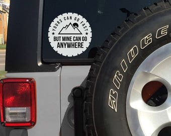 Off Road Decal