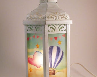 Unique Baby Gift, Kids Lamp, Nursery Lamp, Kids Night Lights, Kids Lighting
