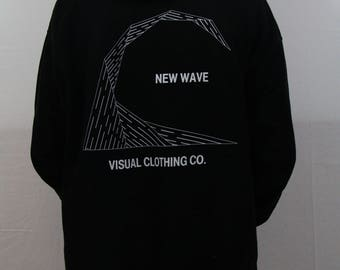 New Wave Hoodie from: Visual Clothing Co.