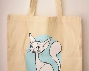 Totebag Cat - Cat bag